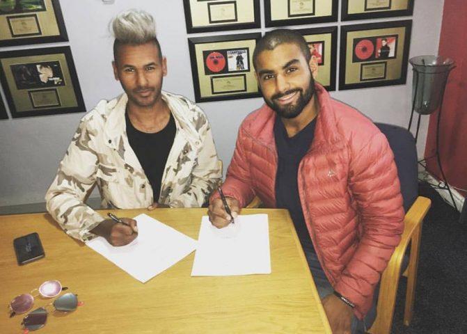 ALT EGO signs major European record deal